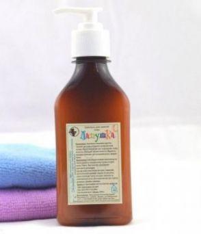 """Органический шампунь для нежной кожи """"Лапушка"""" 250 мл"""