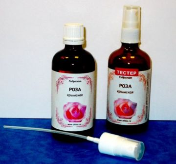 Гидролат Розы  100 мл